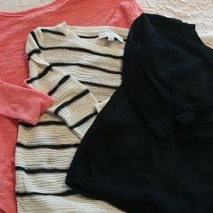 Bundle of 3 Spring Sweaters